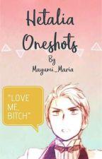| Hetalia x Reader | Oneshots by Mayumi_Maria