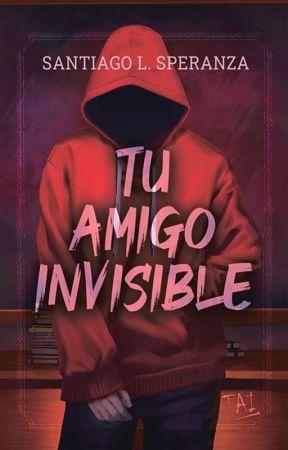Tu amigo invisible #1 by Santucho1