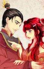 Princess Kira (Zuko love story, ATLA) by AriaLord