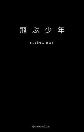Flying Boy by bleumarte