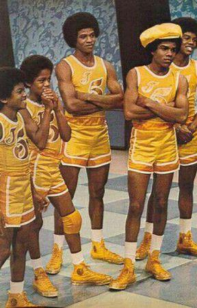 The Ghetto Jacksons by dumievirgin