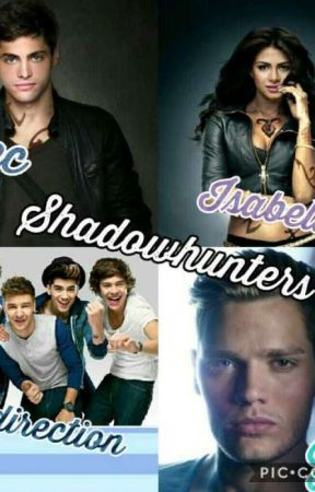 Shadowhunters + One direction by Lele6062