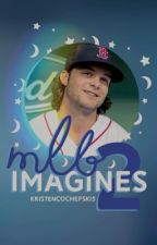 MLB Imagines (PT 2) REQUESTING CLOSED by bennybiceps16