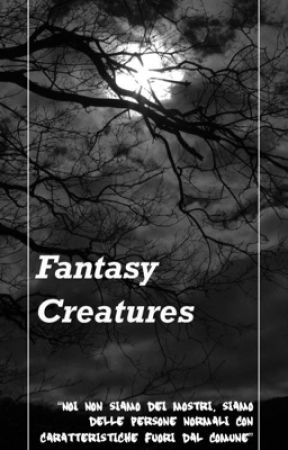 Fantasy Creatures by musicalwaysinmyheart