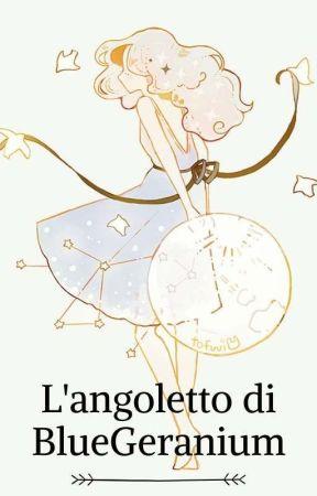 L'angoletto buio di BlueGeranium by BlueGeranium