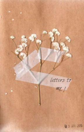 Letters to Mr J    Joker by pplsss