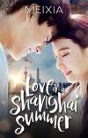 Love in a Shanghai Summer cover