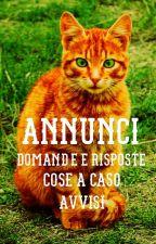 Avvisi, domande, richieste e roba a caso😜! by Gatta_Assassina