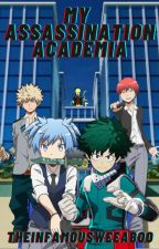 'My Assassination Academia' BNHA X AC CROSSOVER by TheInfamousWeeaboo