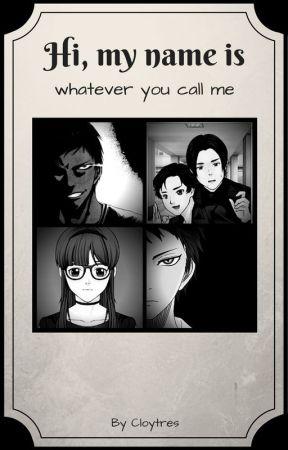 Hi, my name is whatever you call me // Kuroko no basket by Cloytres