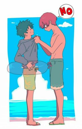 Island Lovers (Tododeku fan fiction) by caitlin1313
