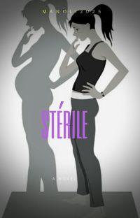stérile[ EN CORRECTION] cover