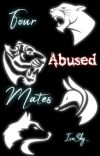 Four Abused Mates   DISCONTINUED cover