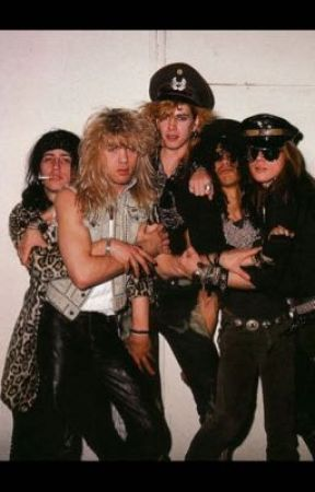 Guns N' Roses preferences by rockNroll_Whore