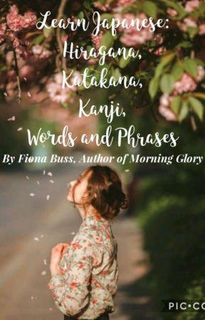 Learn Japanese: Hiragana, Katakana, Kanji, Words, and Phrases by aya_neko_02