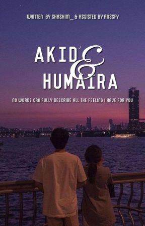 Akid Humaira  by shashim_