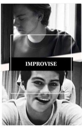 Improvise { Newtmas } by anawlx