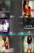 Best Books on Wattpad by Sincerely_moe