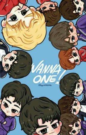Am I a Lucky Fan?    WannaOne (END) by Chojuann