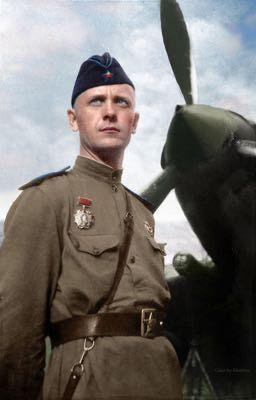 Đọc truyện Anh hùng không quân Liên Xô (fiction/unreal)