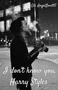 I don't know you, Harry Styles cover