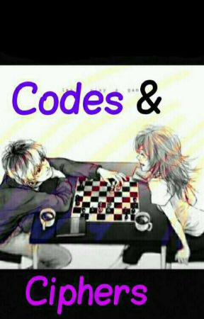 Codes And ciphers by MineZieee