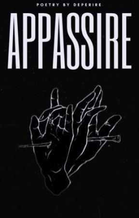 APPASSIRE by deperire