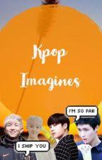 Kpop Imagines  by gayforstay