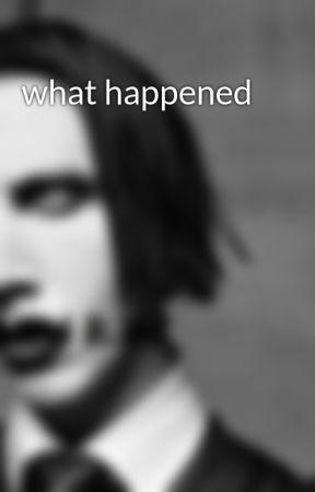 what happened by Philomena-Umbra