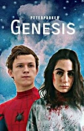 Genesis//Peter Parker by fancyxholland