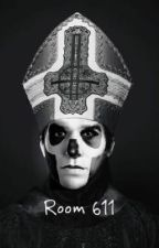 Room 611 (Tobias Forge/Papa Emeritus x reader) by A_Shadows_foREVer