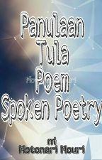 Panulaan, Tula, Poem, Spoken Poetry ni MotonariMouri666