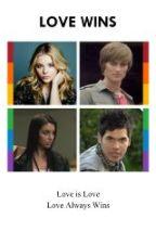 Love Wins *Jayden and Antonio love Story*(power Rangers Samurai story) by VampireWarrior101