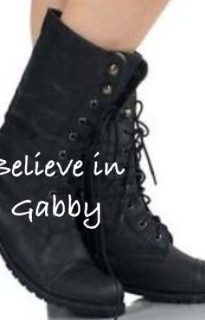 Believe in Gabby: A Shield Fanfiction by kittycatwwe