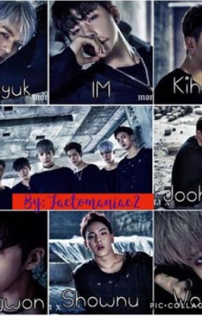 Monsta X songbook (May not contain all songs) by KPop_Arena
