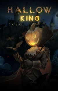 Hallow King  cover