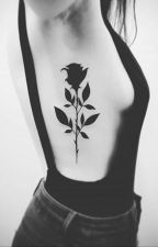 The Black Rose by eleuthera_