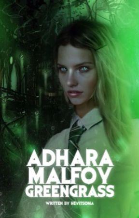 Adhara Malfoy Greengrass by heyitsoma