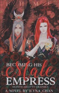 Becoming His Male Empress (BxBxMPREG) cover