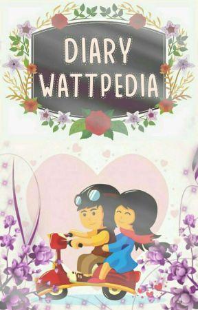 DIARY WATTPEDIA by Watt_pedia