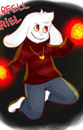 The story of my version of asriel dreemurr and Underfell Asriel dreemurr  by UnderfellAzzy