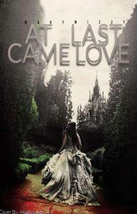 At Last Came Love  cover
