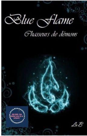 Blue Flame - Chasseurs de démon. [RÉÉCRITURE 30%] by LobLob3