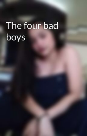 The four bad boys by AthenaCalaunan