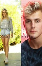 Sister of Jake Paul by ThePrettyWeirdo