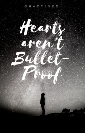 Hearts aren't bulletproof (BTS fanfic/BxB) by ShadyInk