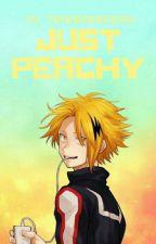 Just Peachy [Kaminari Denki x Fem!Reader] by TRAAAAAAAASH