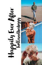 Happily Ever After   Daniel Seavey, Book 3   by -hollandbabyyy-