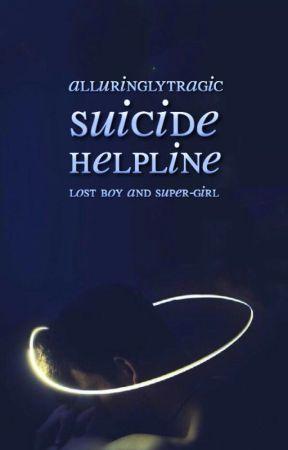 Suicide Helpline by alluringlytragic