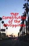 1987 Constitution of the Philippines cover